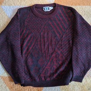 Vintage poplar classics sweater